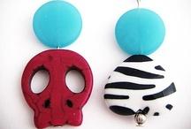 Asymmetric Earrings / by Orecchini Fai da Te