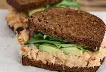 Food // Sandwiches & Wraps / by Kristy Lyn