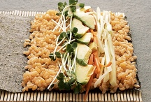 Food // Sushi Making / by Kristy Lyn