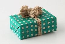 Packaging for Earrings / Splendide idee per creare pacchetti speciali