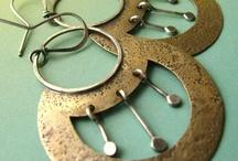 Copper Earrings / by Orecchini Fai da Te