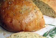 Food // Bread / by Kristy Lyn