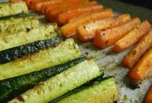 Food // Healthy Sides / by Kristy Lyn