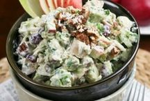 Food // Chicken Salad / by Kristy Lyn
