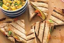 Food // Quesadillas / by Kristy Lyn