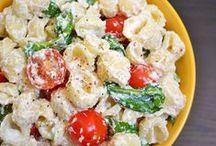 Food // Pasta Salad / by Kristy Lyn