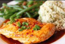 Food // Chicken / by Kristy Lyn