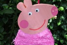 Lexie's Peppa Pig Party