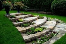 Gardening and Landscaping / If I could make a living at it, I would be professional landscaper and landscape architect. I love creating beautiful and comfortable outdoor settings for entertaining. This board features some of the concepts I really like. / by Keith R. Pillow