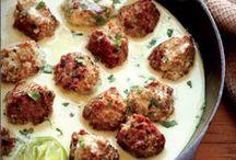 Food // Meatballs / by Kristy Lyn