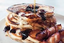Food // French Toast & Pancakes / by Kristy Lyn