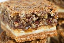 Epicurious: Bars, Brownies, Cookies, and Scones / A baker's dream and delicious compilation of scrumptious bars, brownies, cookies, scones, and truffles. / by Keith R. Pillow