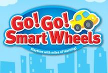 Go! Go! Smart Wheels / Create and explore a world with miles of learning!