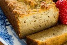 Food // Paleo Bread / by Kristy Lyn