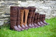 Dubarry Boots / Dubarry boots at A Hume - Country Clothing / by A Hume Country Clothing