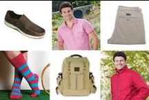 Spring Collection for Men / Spring has started to arrive...new styles now in stock! / by A Hume Country Clothing