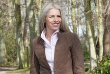 Let's wear - Brown / Ways to wear different earthy shades of brown for ladies. / by A Hume Country Clothing