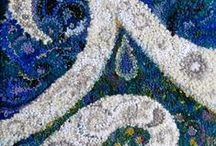 Fiber (art, rugs...)