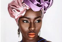Head Wrap / Head wrap, turban, head scarf