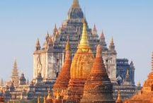 Asia Travel / Travelling, Southeast Asia, Asia, Exploring, Things to see, Thailand,