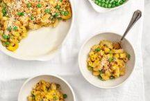 All Savoury Vegan Food Inspiration / Delicious and inspiring healthy SAVOURY vegan food!  { Vegan | Plant-Based | Dinner | Dessert | Breakfast | Beginners | Colourful Food | Veggies }