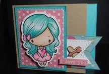 My Creations / cards, scrapbooking, scrapbook layouts