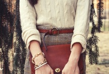 Fall/Winter Outfits / by Ashley Donofrio