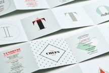 Graphic Design / by Estela Correa