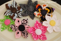 hairbows / by Semica Copass