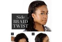 Hairspiration / by Helene Abiola