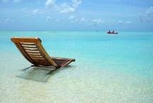 Great vacation spots / by Dawn Klawikowski