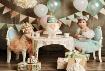 Party Inspiration / Parties, celebrations, and dessert tables
