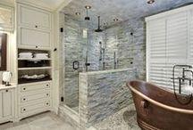 Bathroom / by Erin Krushelniski