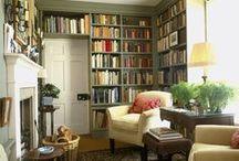 Library / by Erin Krushelniski