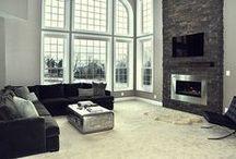 Living Room / by Erin Krushelniski