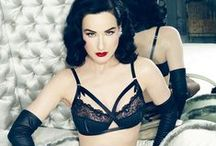 Dita Von Teese / Bare Necessities is the only major U.S retailer to carry Dita's full size range.  / by Bare Necessities