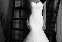 Wedding dresses / by Erin Krushelniski