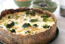 Vegetarisk vardagsmat / Enkla, vegetariska recept som passar till vardags. Lakto-ovo-vegetariska middagstips.