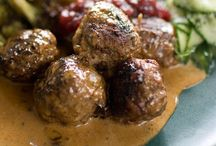 Vardagsmat med köttfärs / Enkla recept med nötfärs, fläskfärs, lammfärs och blandfärs. Färs är lättlagat och passar bra till vardags.
