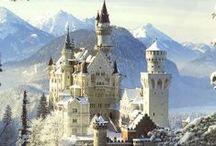 Viena, Praga,Budapest ,Áustria, Alemanha ,Hungria-Holiday in Winter / My unforgettable trip to these wonderful places-2015 / by MHelena Peixoto Ferreira