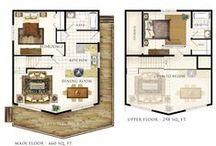 House plans / by Erin Krushelniski