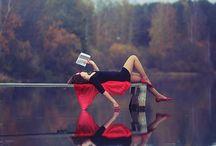 Perderme entre tus páginas. / by Adriana