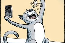 Comix / Laughter is the best medicine! A collection of my favorite cartoons and comics