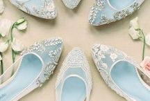 Shoes / Step down the wedding aisle in style! What will your wedding shoes say about you?