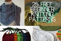 Crafting / Knit and crochet patterns and other crafting ideas and inspiration.