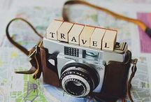 Next stop / One of my favorite things to do, is travel.  I have been doing it much of my life.  Some of these places, I will visit soon or at some point along the way.  / by Shawna Soliday Taylor
