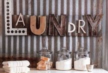 Laundry Room / by Shawna Soliday Taylor