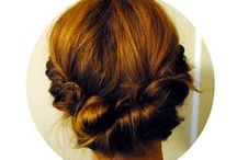hairs / by Melissa Medlin
