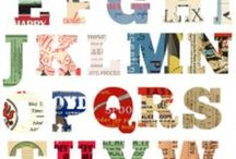 letters and printables / by Melissa Medlin