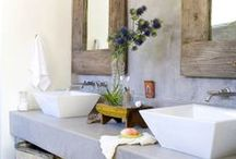 Cleanse {Bathroom} / by Patricia LoPiccolo
